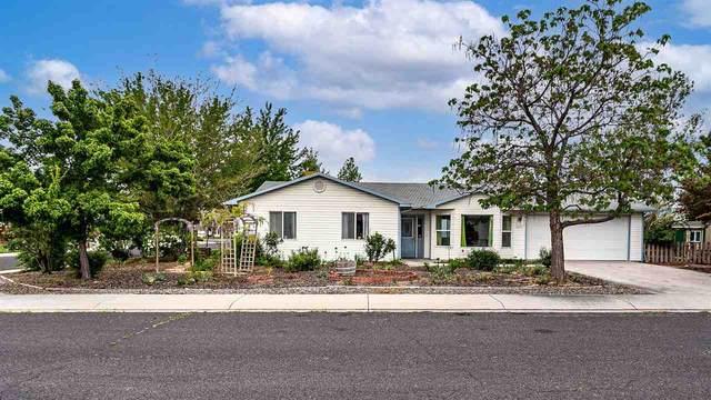 3133 N Drake Court, Grand Junction, CO 81504 (MLS #20212252) :: The Danny Kuta Team