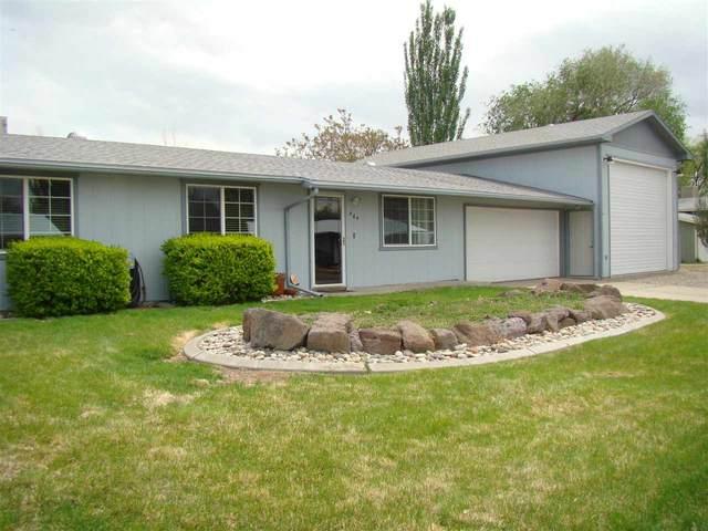464 Meadow Road, Grand Junction, CO 81504 (MLS #20212255) :: The Danny Kuta Team