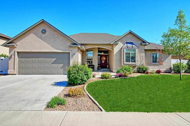 3170 Stoneburro Drive, Grand Junction, CO 81504 (MLS #20212256) :: The Kimbrough Team | RE/MAX 4000
