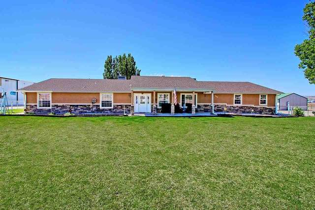 1329 Q Road, Loma, CO 81524 (MLS #20212259) :: The Kimbrough Team   RE/MAX 4000