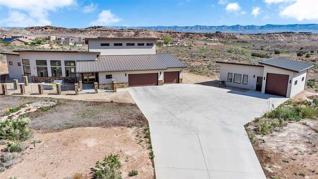 220 Red Sand Road, Grand Junction, CO 81507 (MLS #20212265) :: The Grand Junction Group with Keller Williams Colorado West LLC