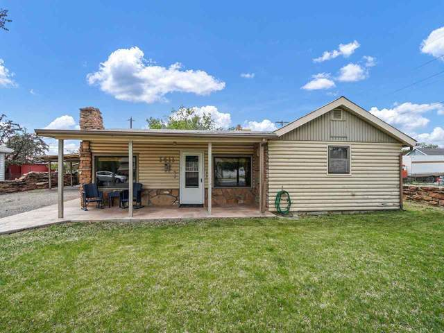 1411 N 17th Street, Grand Junction, CO 81501 (MLS #20212267) :: The Kimbrough Team | RE/MAX 4000