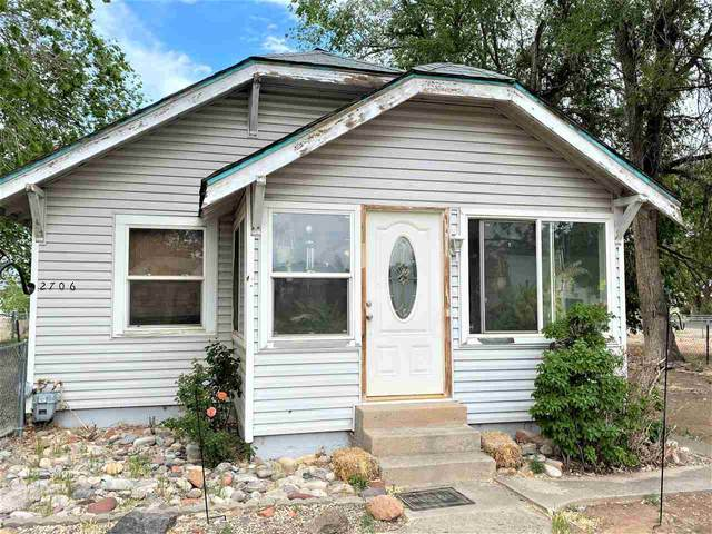 2706 Unaweep Avenue, Grand Junction, CO 81503 (MLS #20212276) :: CENTURY 21 CapRock Real Estate