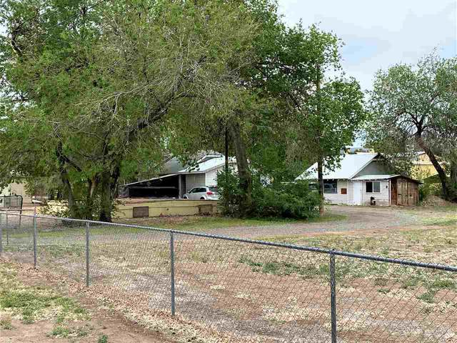 301 Pinon Street, Grand Junction, CO 81503 (MLS #20212277) :: CENTURY 21 CapRock Real Estate