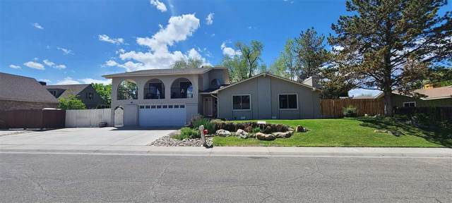 357 Music Lane, Grand Junction, CO 81506 (MLS #20212282) :: The Joe Reed Team