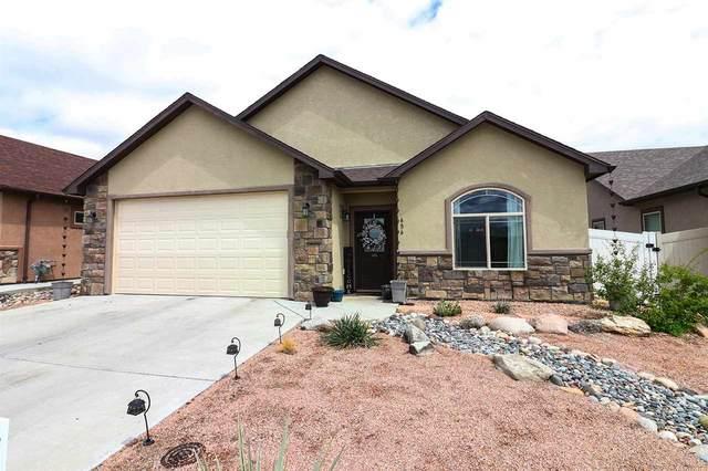 656 Little Rose Avenue, Grand Junction, CO 81505 (MLS #20212286) :: CENTURY 21 CapRock Real Estate
