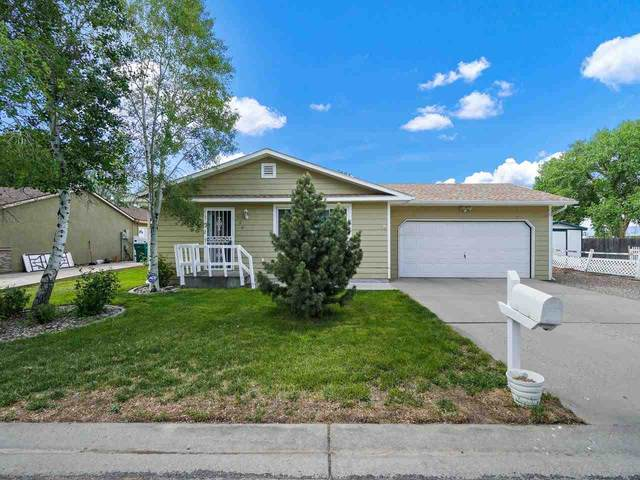 529 Crawford Lane, Palisade, CO 81526 (MLS #20212290) :: The Danny Kuta Team