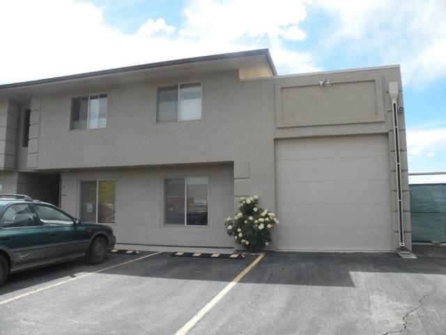 569 S Westgate Drive #4, Grand Junction, CO 81501 (MLS #20212291) :: The Joe Reed Team