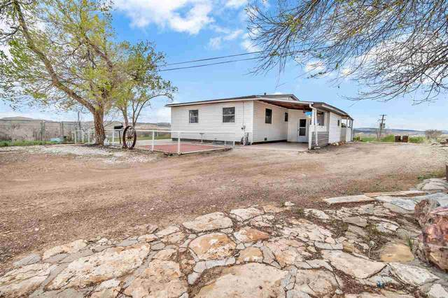 79 County Road 102, Rangely, CO 81648 (MLS #20212294) :: CENTURY 21 CapRock Real Estate