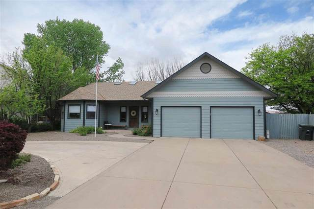 397 Ridgeway Drive, Grand Junction, CO 81507 (MLS #20212297) :: The Christi Reece Group