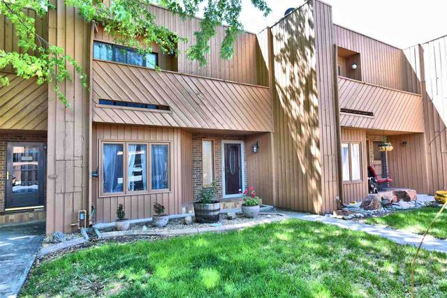 575 28 1/2 Road #50, Grand Junction, CO 81501 (MLS #20212298) :: The Christi Reece Group