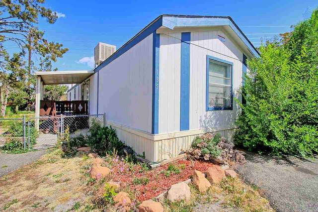 585 25 1/2 Road #135, Grand Junction, CO 81505 (MLS #20212308) :: The Danny Kuta Team