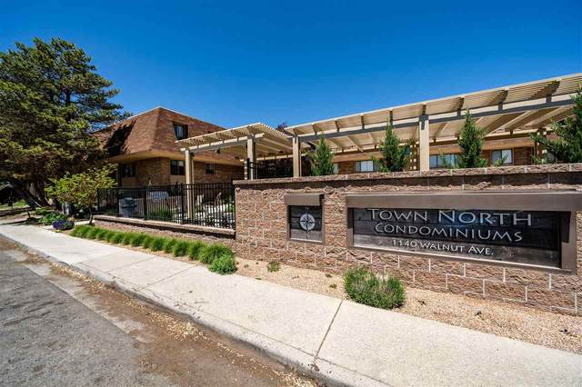 1140 Walnut Avenue #50, Grand Junction, CO 81501 (MLS #20212310) :: The Danny Kuta Team