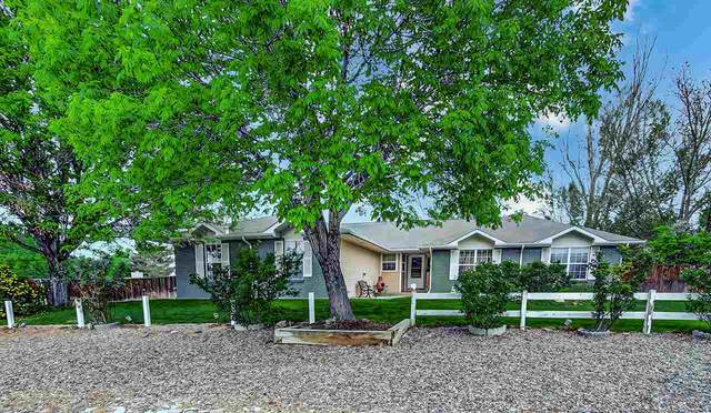 2676 H Road, Grand Junction, CO 81506 (MLS #20212315) :: The Danny Kuta Team