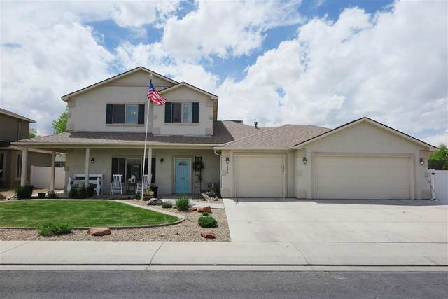 195 Winter Hawk Drive, Grand Junction, CO 81503 (MLS #20212319) :: The Danny Kuta Team