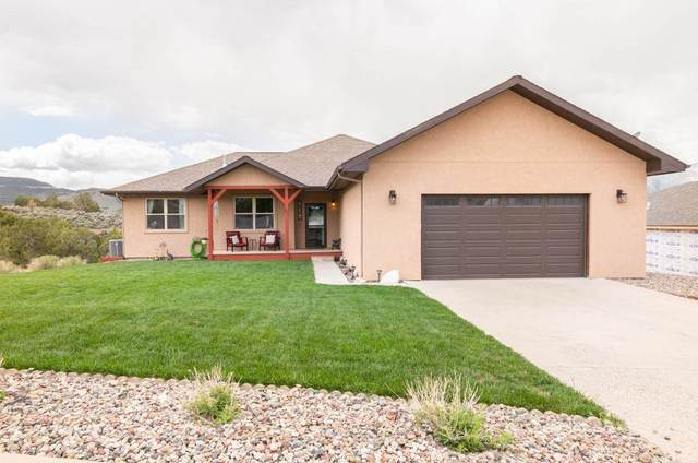 22 Eagle Ridge Drive, Parachute, CO 81635 (MLS #20212323) :: The Grand Junction Group with Keller Williams Colorado West LLC