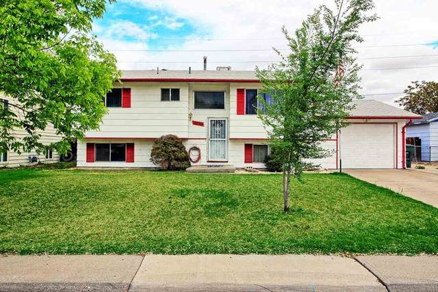 2822 Hall Avenue, Grand Junction, CO 81501 (MLS #20212324) :: The Grand Junction Group with Keller Williams Colorado West LLC
