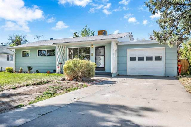 2425 Mesa Avenue, Grand Junction, CO 81501 (MLS #20212325) :: The Grand Junction Group with Keller Williams Colorado West LLC