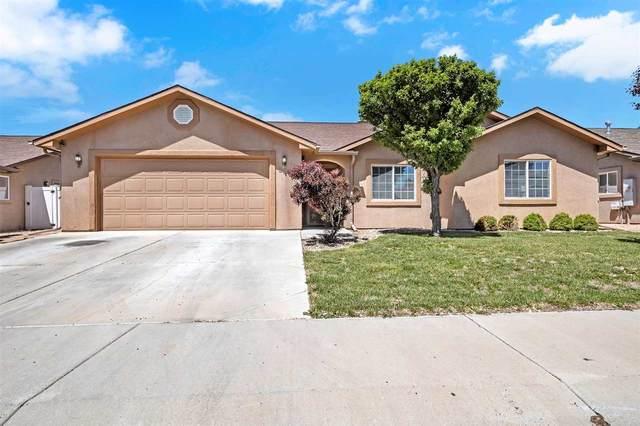 3012 Oakwood Drive, Grand Junction, CO 81504 (MLS #20212333) :: The Christi Reece Group