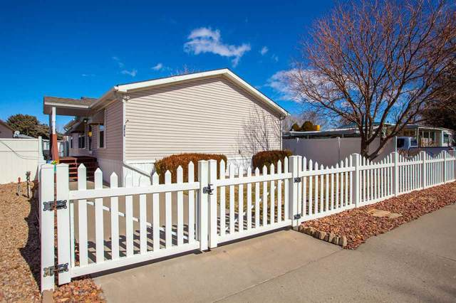 2858 Elm Avenue, Grand Junction, CO 81501 (MLS #20212337) :: The Grand Junction Group with Keller Williams Colorado West LLC