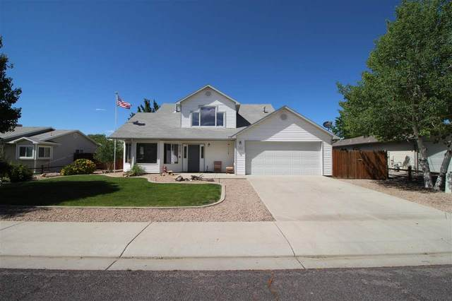 3154 E Eider Court, Grand Junction, CO 81504 (MLS #20212350) :: The Joe Reed Team