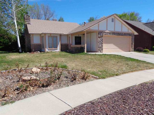 3948 N Seville Circle, Grand Junction, CO 81506 (MLS #20212353) :: The Grand Junction Group with Keller Williams Colorado West LLC
