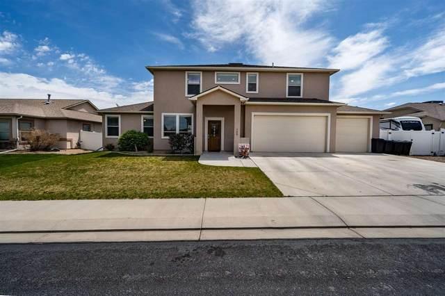 166 Winter Hawk Drive, Grand Junction, CO 81503 (MLS #20212361) :: CENTURY 21 CapRock Real Estate