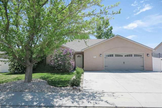 860 Dee Ann Street, Fruita, CO 81521 (MLS #20212363) :: CENTURY 21 CapRock Real Estate