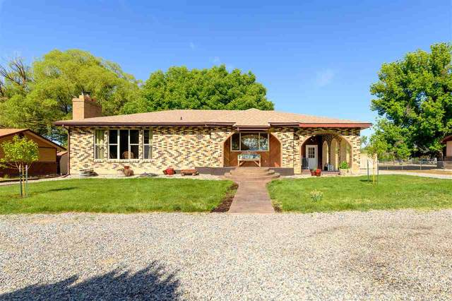 611 31 Road, Grand Junction, CO 81504 (MLS #20212367) :: The Kimbrough Team | RE/MAX 4000