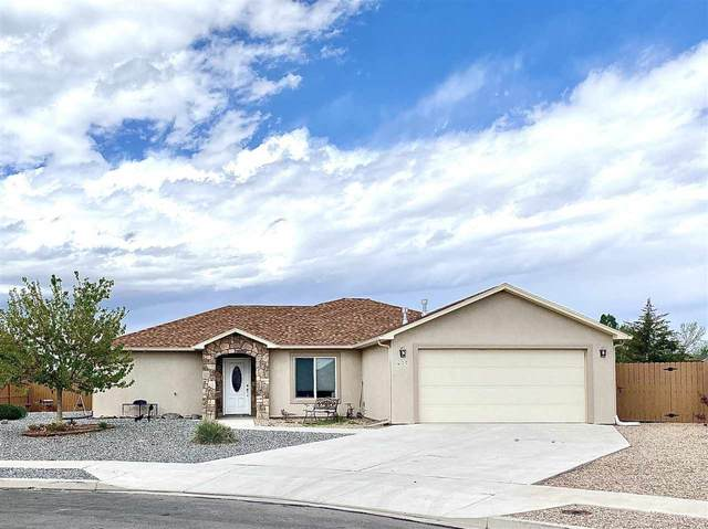 402 Kiefer Court, Fruita, CO 81521 (MLS #20212370) :: The Danny Kuta Team
