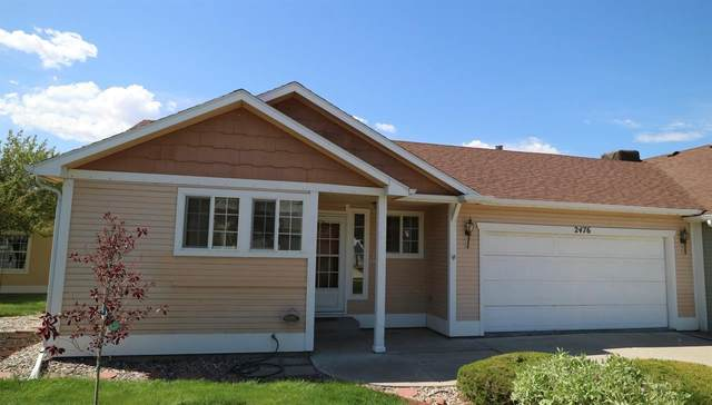 2476 Wellington Court, Grand Junction, CO 81501 (MLS #20212371) :: The Danny Kuta Team