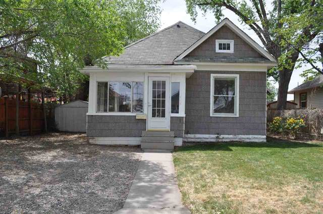 415 Belford Avenue, Grand Junction, CO 81501 (MLS #20212384) :: The Kimbrough Team | RE/MAX 4000