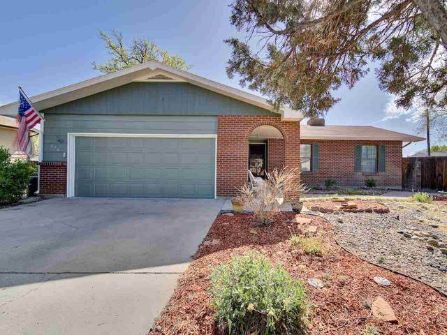 576 Seranade Street, Grand Junction, CO 81504 (MLS #20212386) :: The Kimbrough Team | RE/MAX 4000
