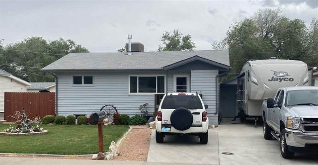 2827 1/2 Texas Avenue, Grand Junction, CO 81501 (MLS #20212401) :: Lifestyle Living Real Estate