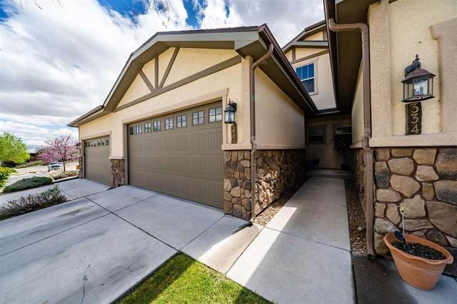 332 Cliff View Drive, Grand Junction, CO 81507 (MLS #20212403) :: The Christi Reece Group