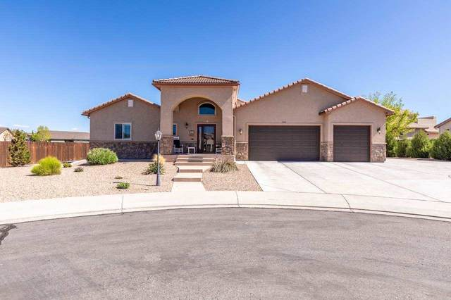 962 Hickory Street, Fruita, CO 81521 (MLS #20212408) :: The Grand Junction Group with Keller Williams Colorado West LLC