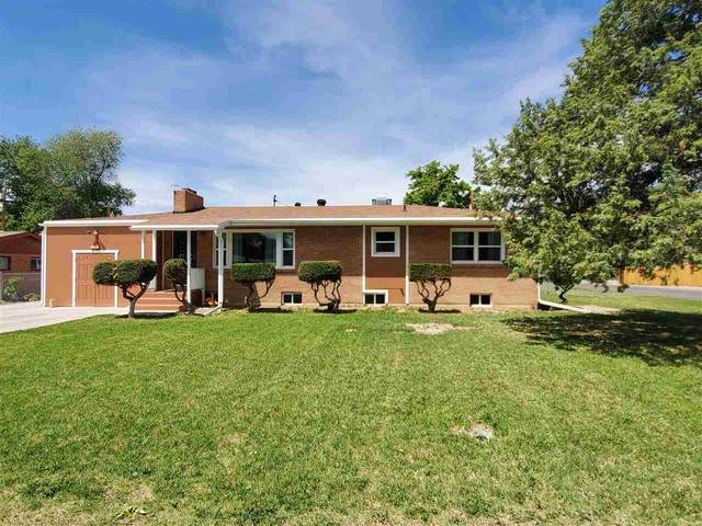 613 Partee Drive, Grand Junction, CO 81504 (MLS #20212409) :: The Kimbrough Team | RE/MAX 4000