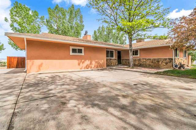 214 Hillcrest Circle, Rangely, CO 81648 (MLS #20212422) :: Michelle Ritter