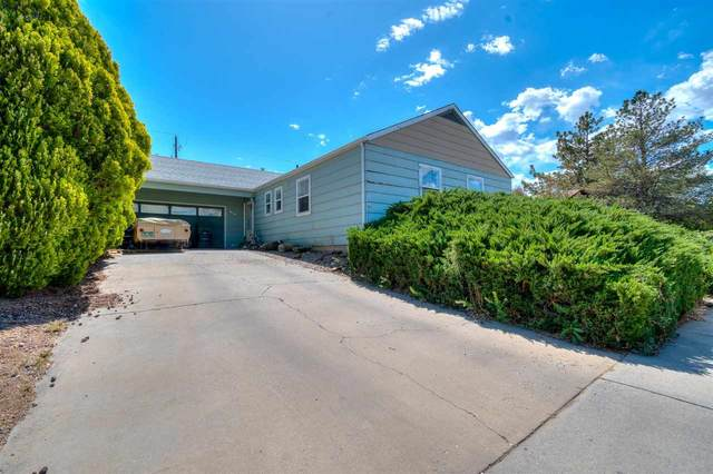 318 Parkwood Drive, Grand Junction, CO 81503 (MLS #20212423) :: Michelle Ritter