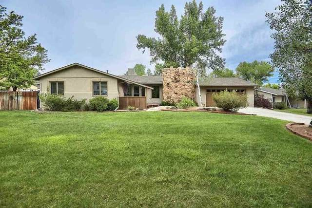 389 W Valley Circle, Grand Junction, CO 81507 (MLS #20212430) :: Michelle Ritter