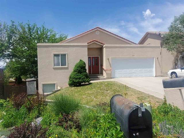 589 28 1/2 Road, Grand Junction, CO 81501 (MLS #20212432) :: The Christi Reece Group