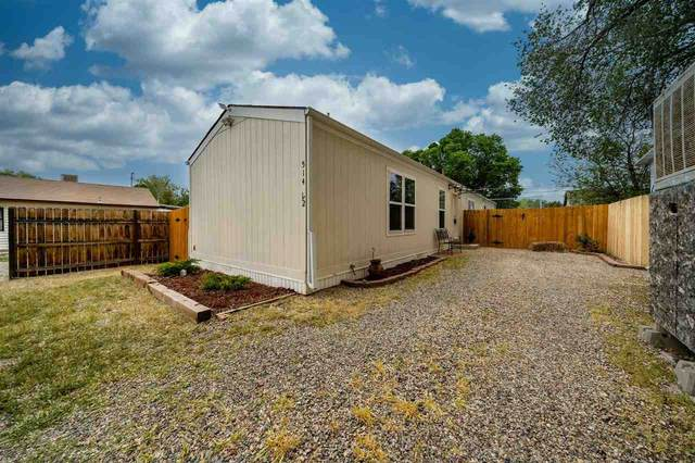 514 1/2 Morning Glory Lane, Grand Junction, CO 81504 (MLS #20212436) :: The Grand Junction Group with Keller Williams Colorado West LLC