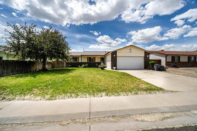 591 Sycamore Street, Grand Junction, CO 81505 (MLS #20212437) :: Michelle Ritter