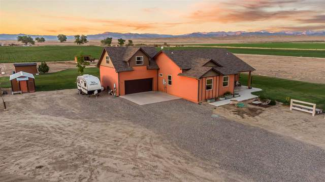 1776 12 Road, Loma, CO 81524 (MLS #20212441) :: Michelle Ritter
