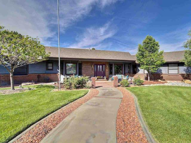 761 Continental Court, Grand Junction, CO 81506 (MLS #20212448) :: The Danny Kuta Team