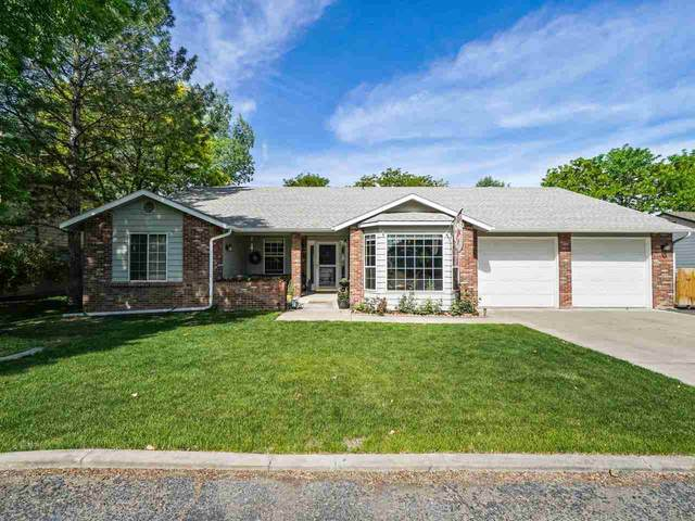 543 23 Road, Grand Junction, CO 81507 (MLS #20212449) :: The Christi Reece Group