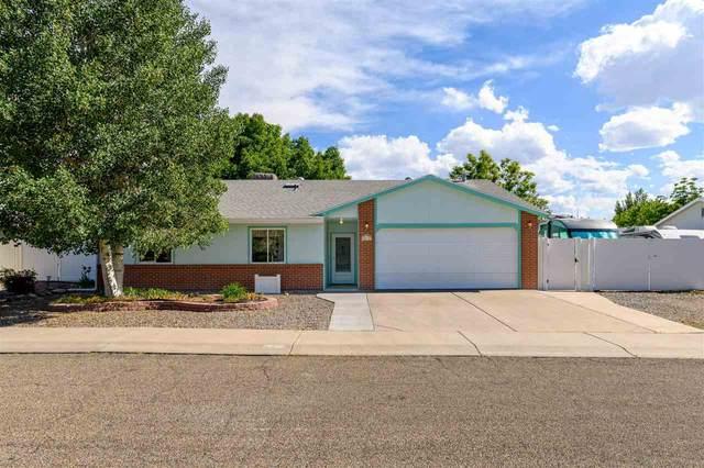 3037 Lancelot Place, Grand Junction, CO 81504 (MLS #20212455) :: Michelle Ritter