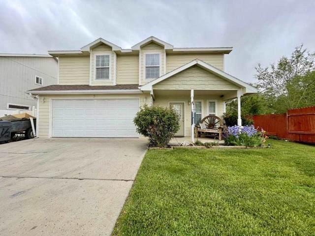 2993 1/2 Redbud Court, Grand Junction, CO 81504 (MLS #20212459) :: Michelle Ritter