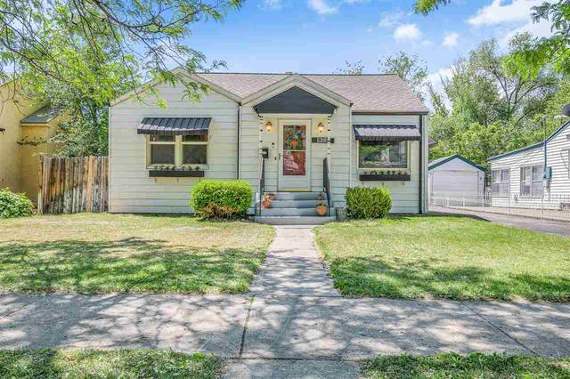 1351 Ouray Avenue, Grand Junction, CO 81501 (MLS #20212460) :: The Danny Kuta Team