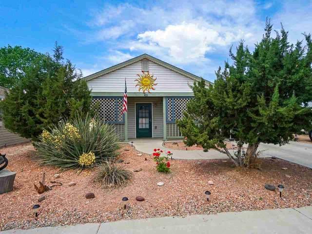 433 Pear Lane, Grand Junction, CO 81504 (MLS #20212461) :: Michelle Ritter